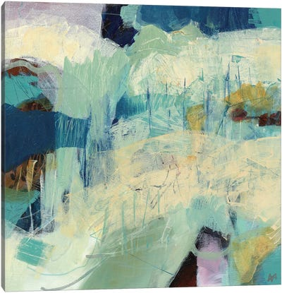 Field Notes No. 12 Canvas Art Print