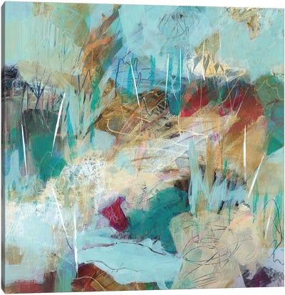 Field Notes No. 9 Canvas Art Print