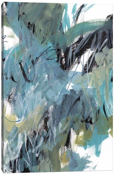 Observation No. 2 Canvas Art Print