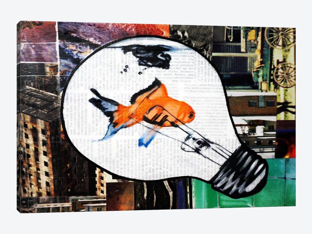 Intertia by Annie Terrazzo 1-piece Canvas Art