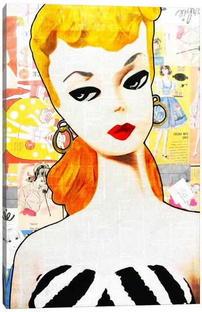 Barbie Canvas Print #ATO28