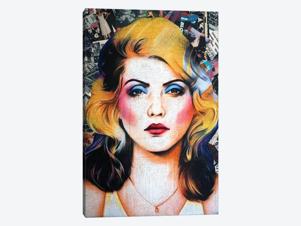 Blondie by Annie Terrazzo 1-piece Canvas Art