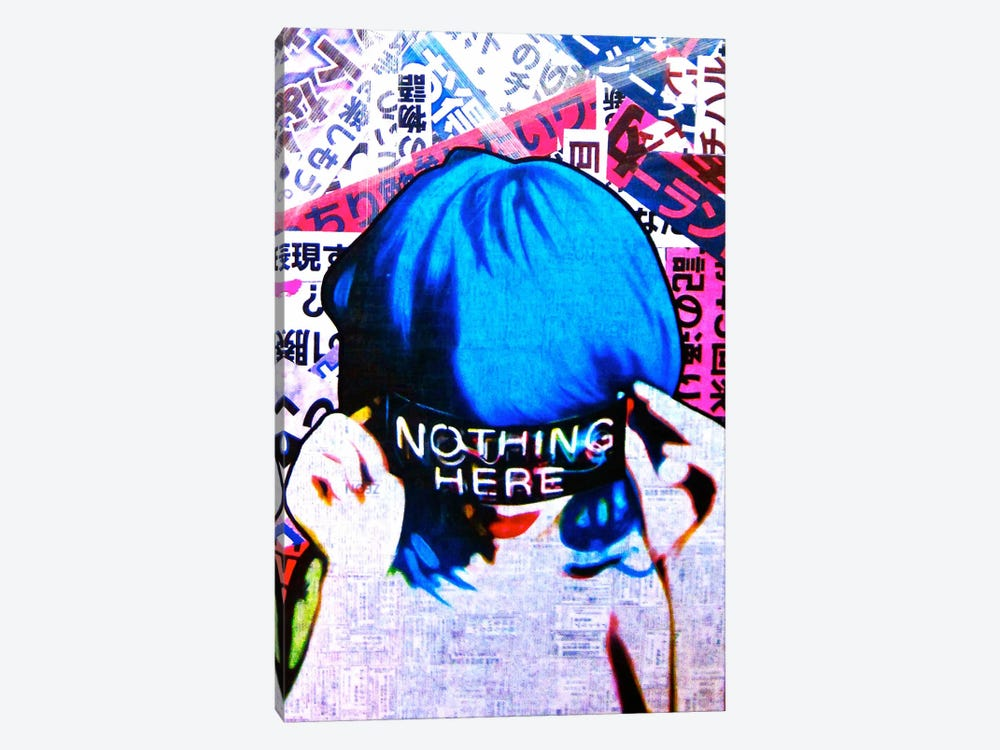 Nothing Here by Annie Terrazzo 1-piece Art Print