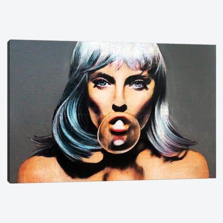 Blow Me Canvas Print #ATO47} by Annie Terrazzo Canvas Art Print