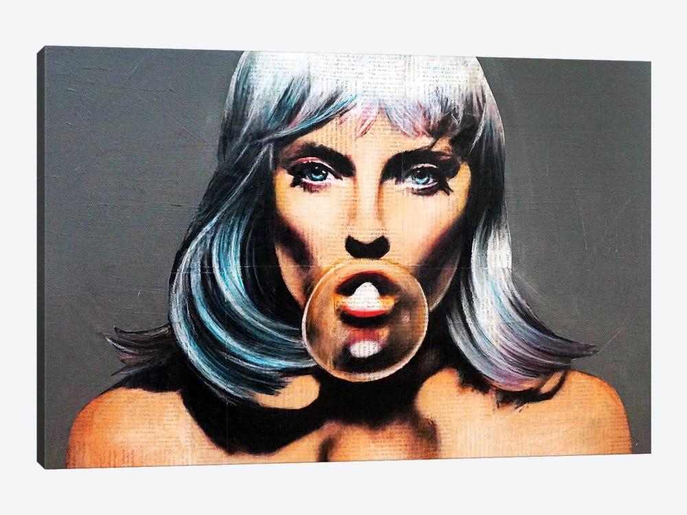 Blow Me by Annie Terrazzo 1-piece Canvas Print