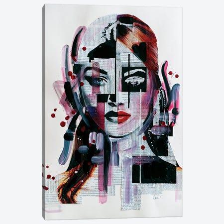 Inflorescence Canvas Print #ATO49} by Annie Terrazzo Canvas Wall Art