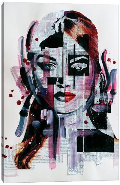 Inflorescence Canvas Art Print