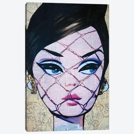 My Pussy Tastes Like Pepsi Cola Canvas Print #ATO51} by Annie Terrazzo Canvas Art Print
