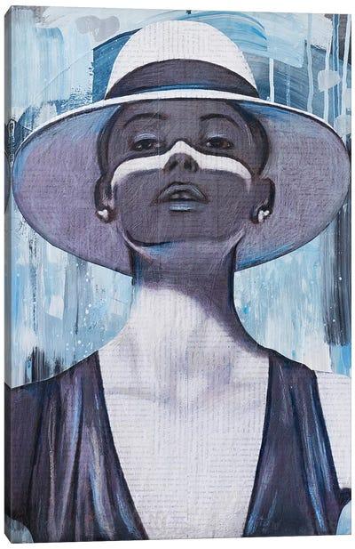 When It Rains Canvas Art Print