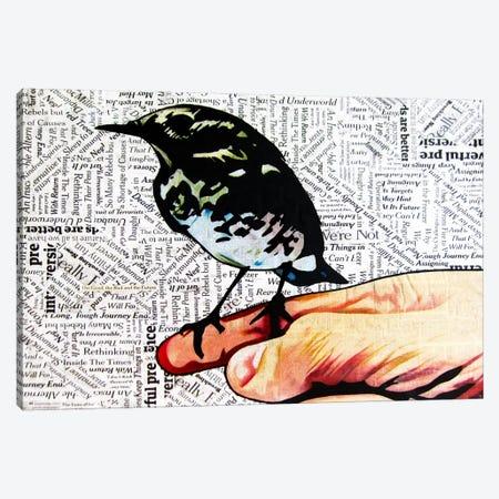 The Future Canvas Print #ATO8} by Annie Terrazzo Art Print