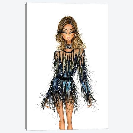 A Swing In Her Step Canvas Print #ATQ1} by Anum Tariq Canvas Artwork
