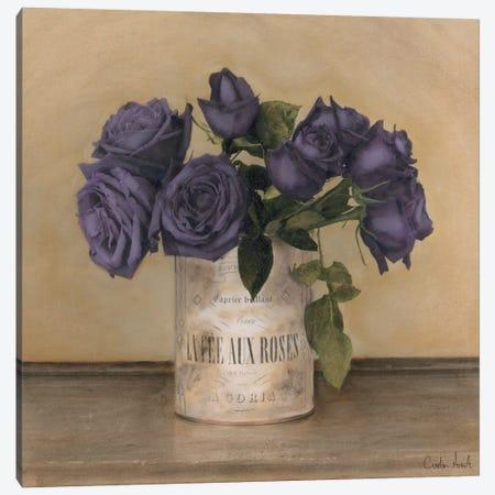 Royal Roses Canvas Print #ATR5} by Cristin Atria Canvas Artwork