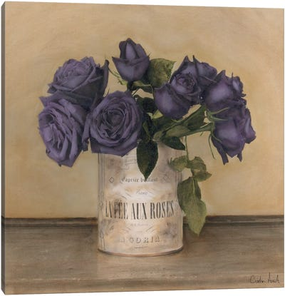 Royal Roses Canvas Art Print