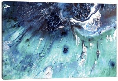 Bondi Surfing Canvas Art Print