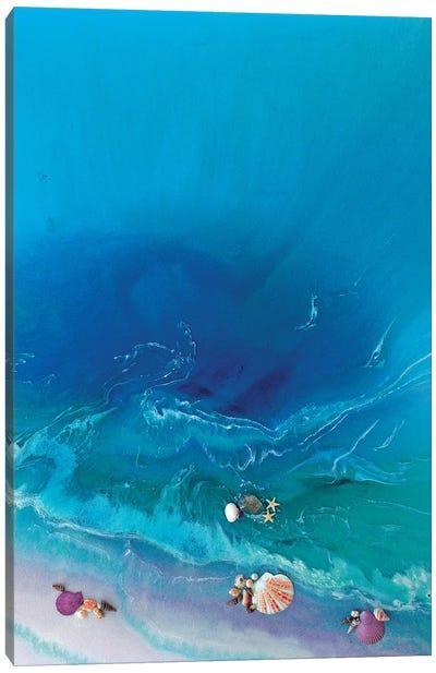 Bounty Vert Canvas Art Print