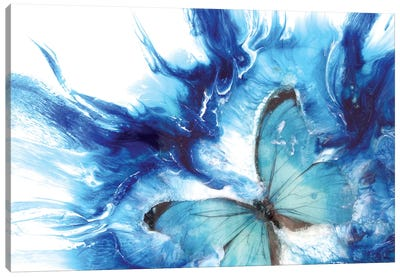 Dreaming 2.0 Limited Edition Print Light Teal Canvas Art Print