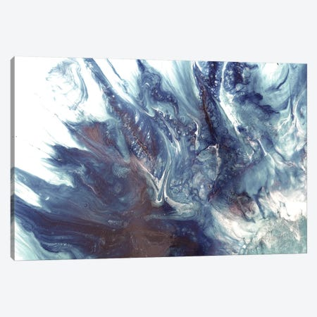 Dreaming Bronte Grey Boho Canvas Print #ATU19} by Antuanelle Canvas Art Print