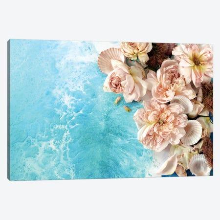 Flower Power Canvas Print #ATU22} by Antuanelle Canvas Artwork