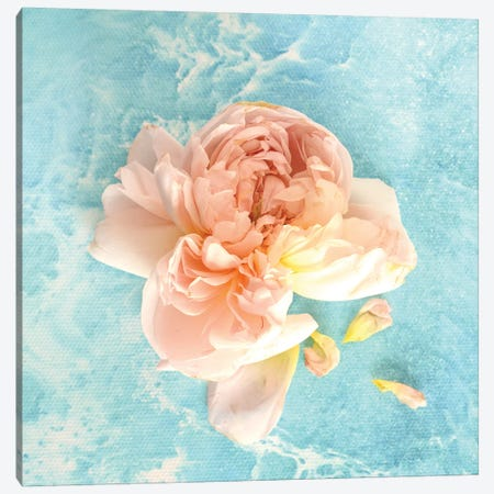 Flower Power Canvas Print #ATU23} by Antuanelle Canvas Art
