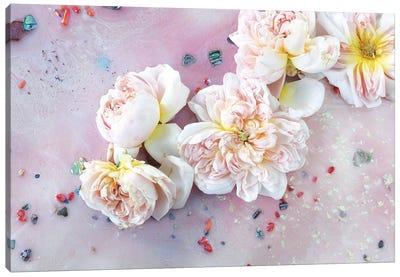 Flower Power - Dance Canvas Art Print