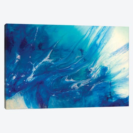 Gold Coast Shine Canvas Print #ATU26} by Antuanelle Art Print