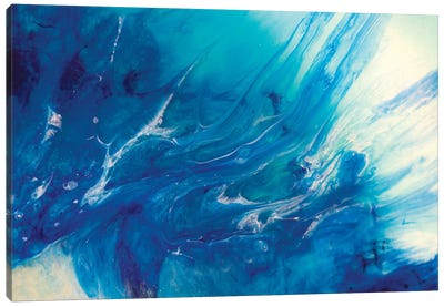 Gold Coast Shine Canvas Art Print