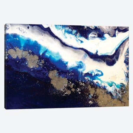 Sydney Harbour Canvas Print #ATU42} by Antuanelle Canvas Art