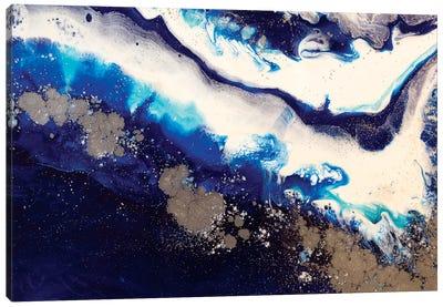 Sydney Harbour Ice Flow Canvas Art Print