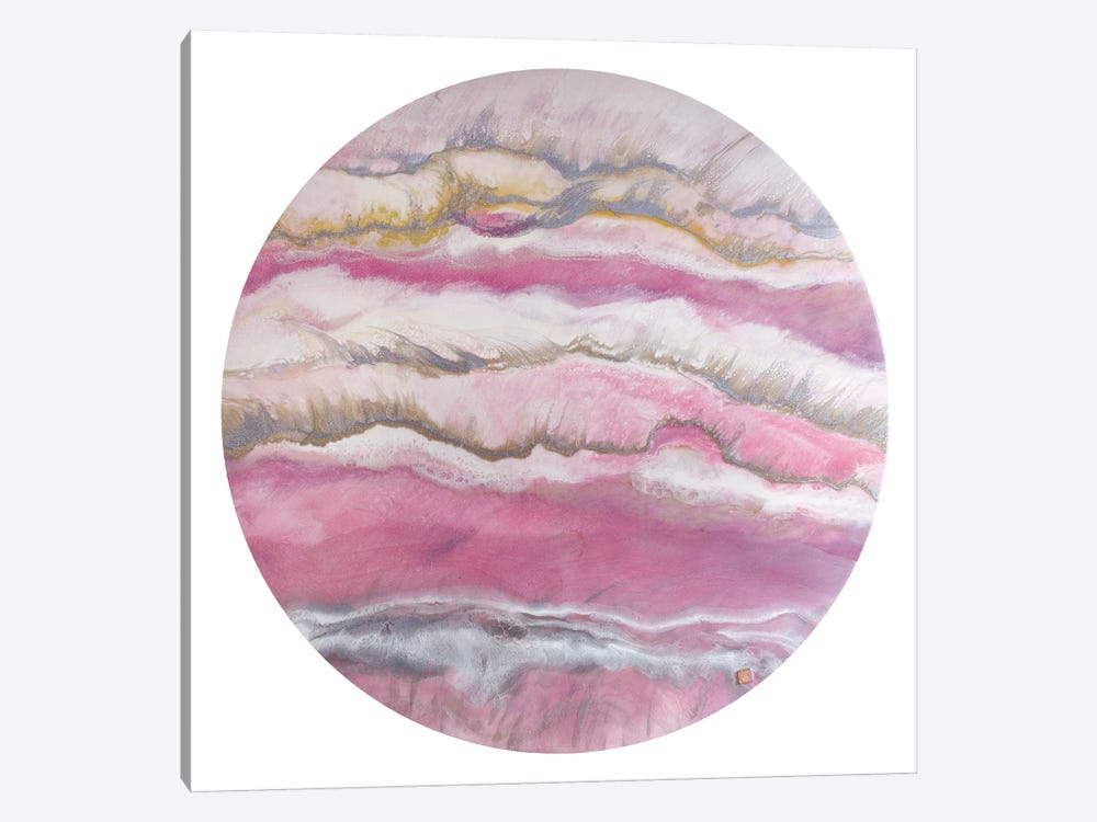 Blissfull Blush by Antuanelle 1-piece Art Print