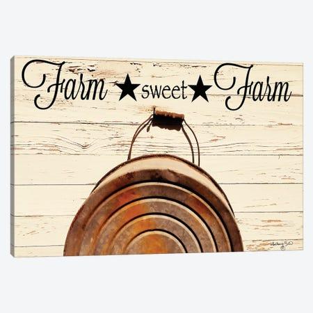 Farm Sweet Farm Canvas Print #ATY1} by Anthony Smith Canvas Wall Art