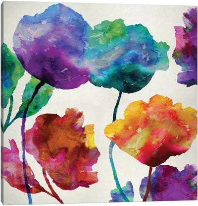 In Full Bloom I Canvas Art Print