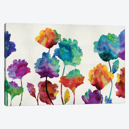 Playful Blossom Canvas Print #AUS32} by Vanessa Austin Canvas Wall Art