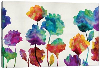 Playful Blossom Canvas Art Print