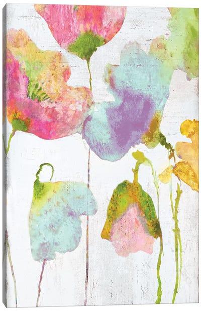 Colorful Friends I Canvas Art Print