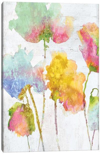 Colorful Friends II Canvas Art Print