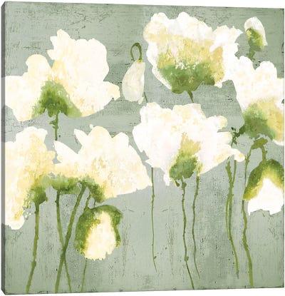 Floral Gathering II Canvas Art Print
