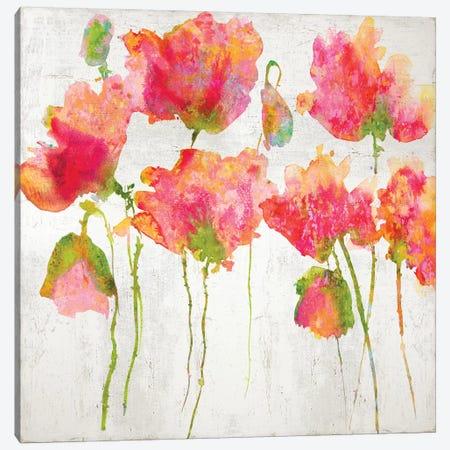 Gatherin in Pink II Canvas Print #AUS50} by Vanessa Austin Canvas Art