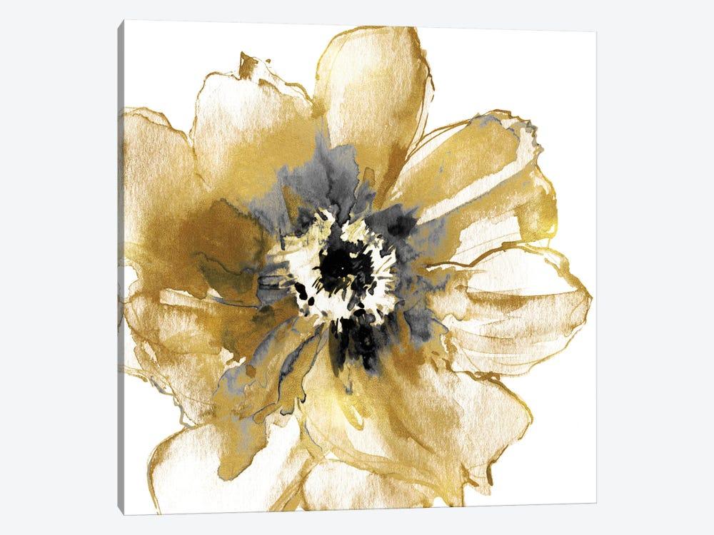 Golden I by Vanessa Austin 1-piece Canvas Artwork
