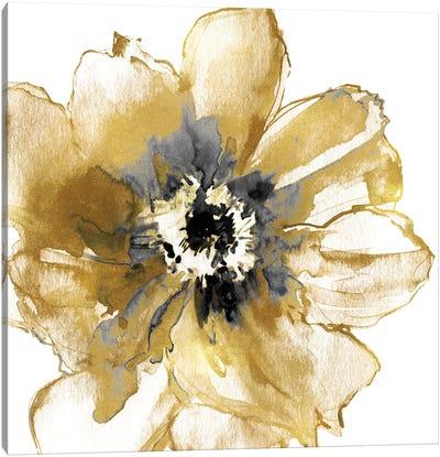 Golden I Canvas Art Print