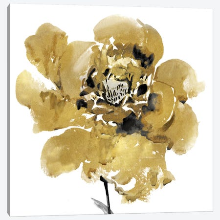 Golden II Canvas Print #AUS53} by Vanessa Austin Canvas Wall Art