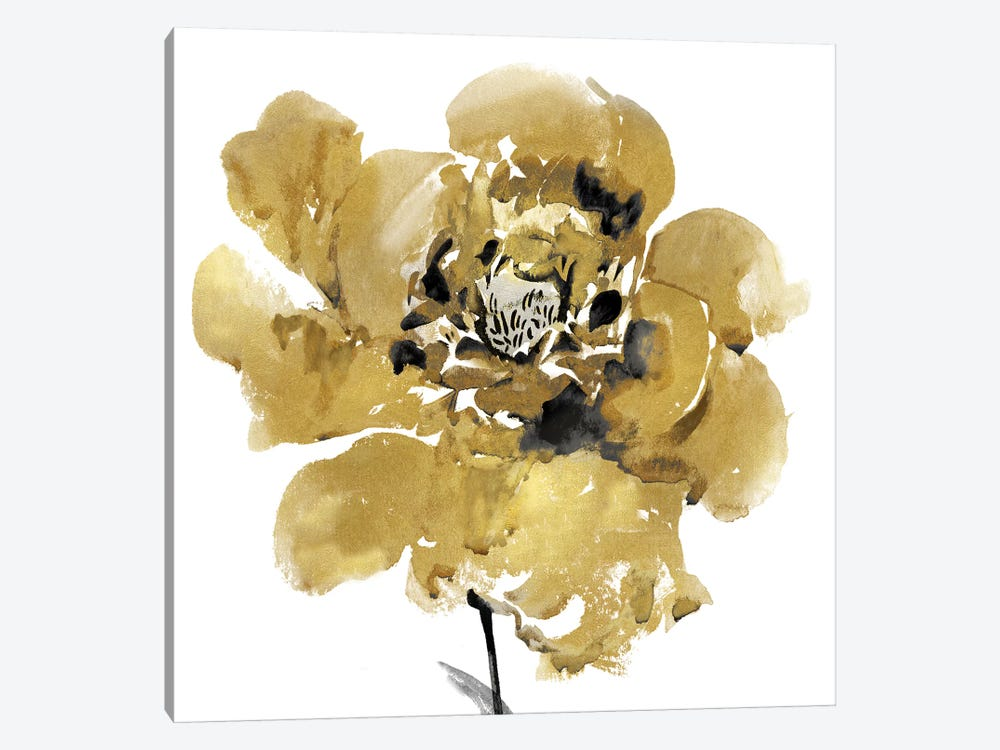 Golden II by Vanessa Austin 1-piece Canvas Print