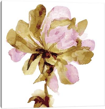 Fresh Bloom Pink I Canvas Art Print