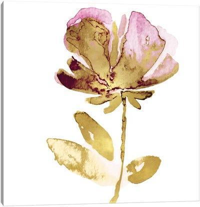 Fresh Bloom Pink II Canvas Art Print