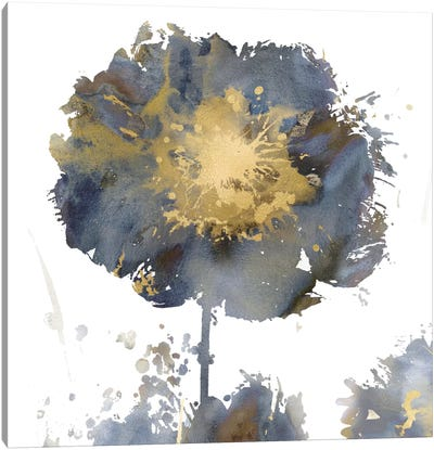 Flower Burst I Canvas Art Print