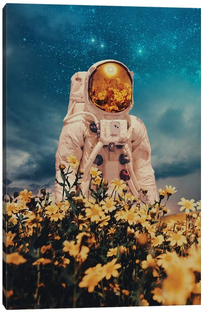 Breathe In Canvas Art Print