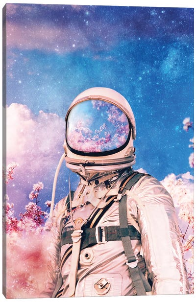 Cloud Nine Canvas Art Print