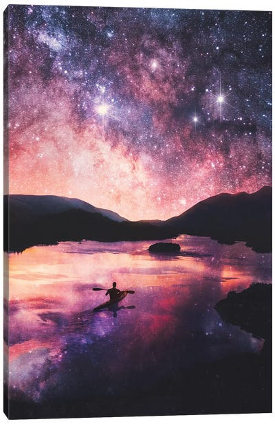 Cielo Canvas Art Print