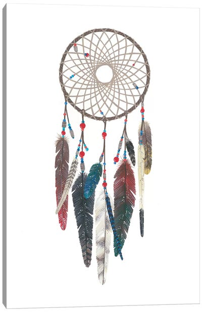 Dreamcatcher I Canvas Print #AVC10