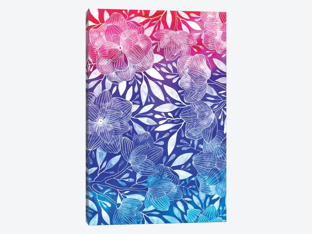 Ombre Floral I by Ana Victoria Calderón 1-piece Art Print