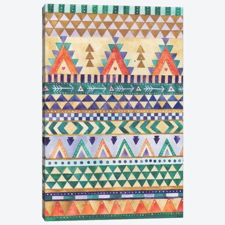 Aztec Canvas Print #AVC2} by Ana Victoria Calderón Canvas Art Print